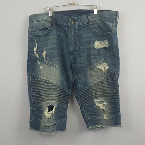 True Religion Men's Geno Moto Slim Fit Denim Jean